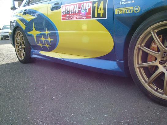 GD-WRC'06サイドステップ