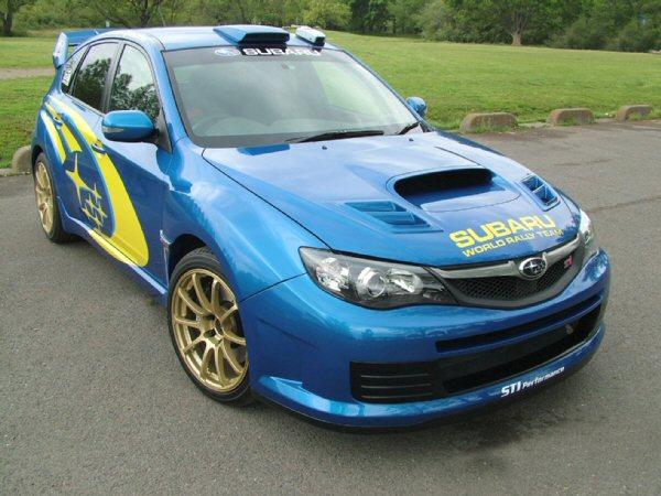 GRB WRC'08バンパー