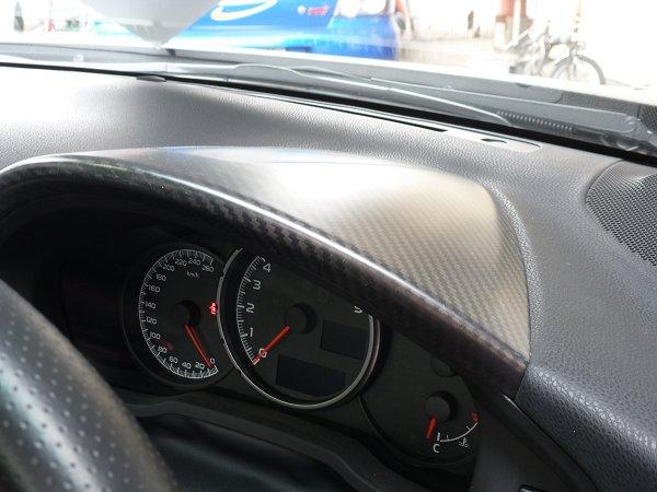 スバル BRZ/トヨタ86 メーターフード
