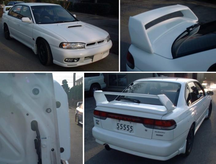 BD系用WRC'97タイプウイング