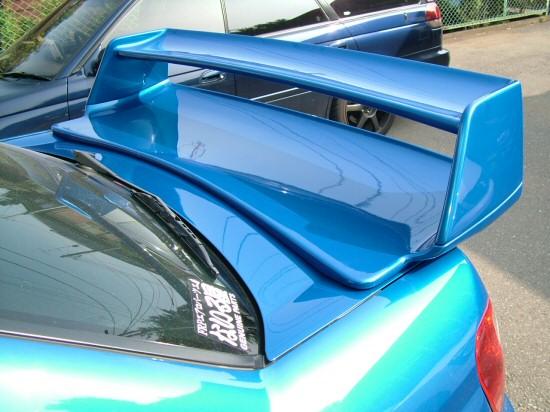 GD-WRC'03−06ウイング (スプリッターレス)