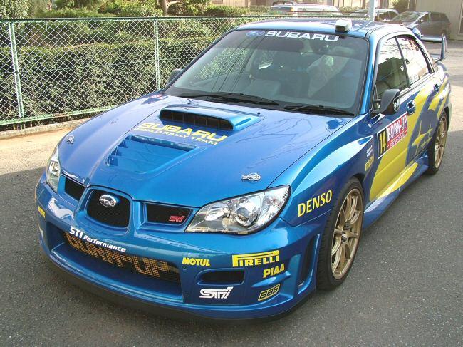 GD-WRC'06バンパー